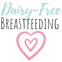 dairy free breastfeeding diet