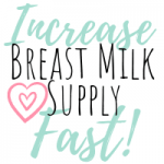 How to Increase Milk Supply