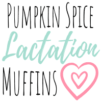 Pumpkin spice lactation muffins featured image