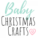 baby christmas crafts diy