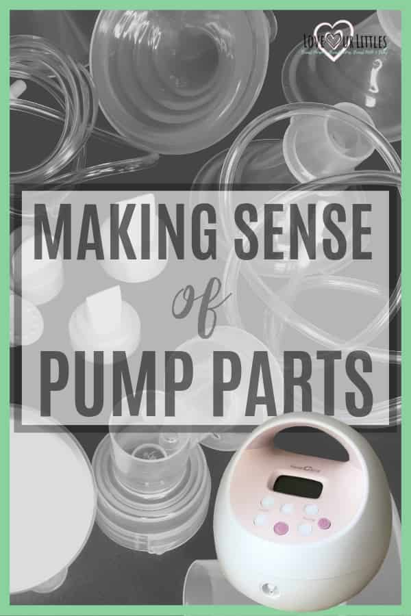 making sense of pump parts and pumping supplies