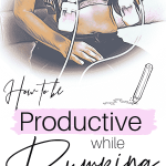 how to be productive wile pumping