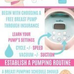Exclusive Breast Pumping 101 infographic