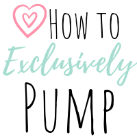 how to exclusively pump - featured image
