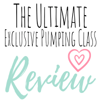 the ultimate exclusive pumping class review featured image