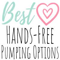 best hands-free pumping options
