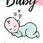 Baby page pin image