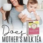 Does mother's milk tea work?