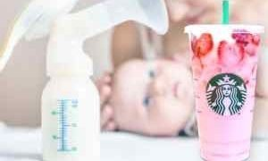Does Starbucks' Pink Drink Increase Milk Supply?