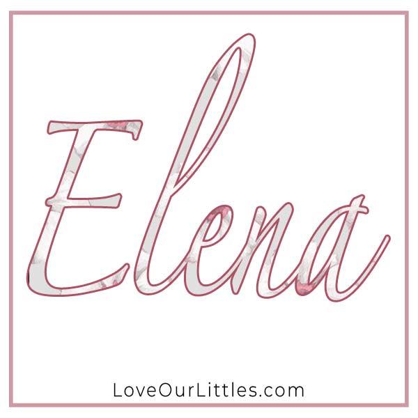 Baby Name for Girls - Elana