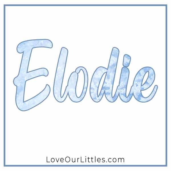 Baby Name for Girls - Ellietta