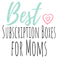 Featured image for best subscription boxes for moms