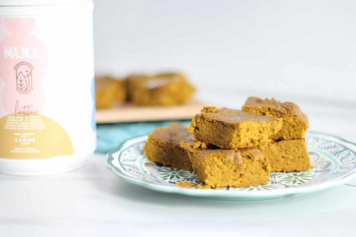 Pumpkin Protein Lactation Bars That Boost Milk FAST