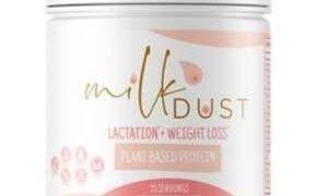 Milk Dust Breastfeeding Protein Powder