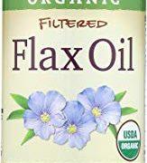Organic Filtered Flax Oil