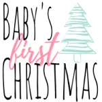 babys first christmas featured image