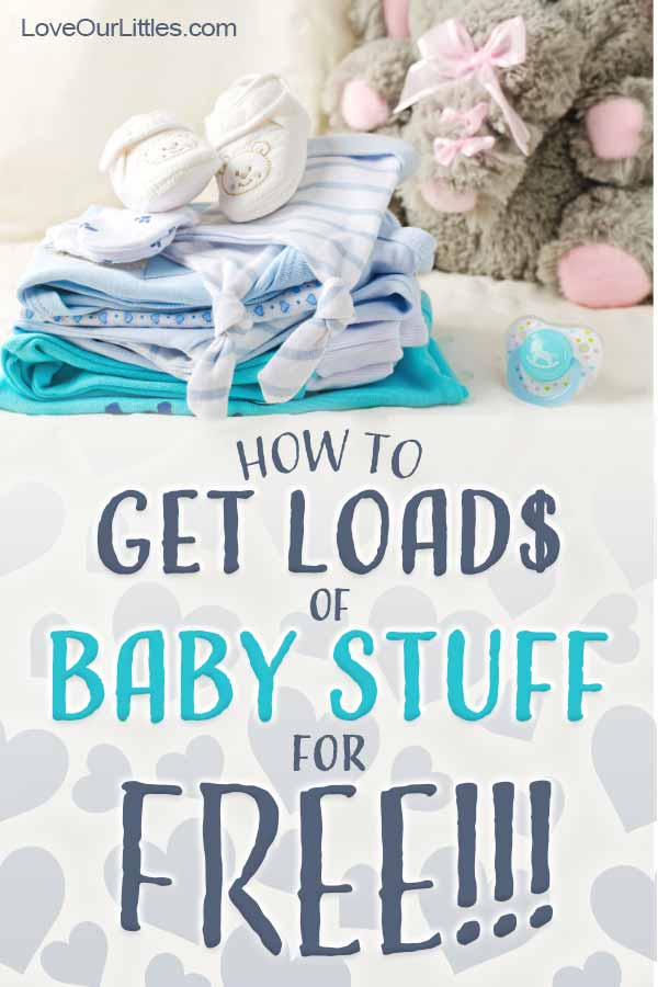 How to get free baby stuff with coupon codes