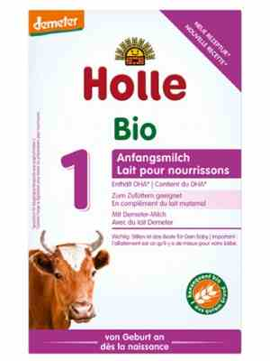 holle formula for breastfed babies.