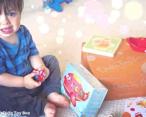 didis toddler toy subscription box