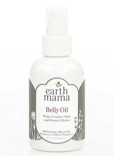 Earth mama organics belly oil for second trimester