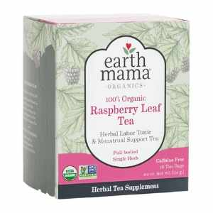 raspberry leaf pregnancy tea