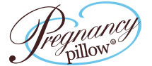 pregnancy pillow logo