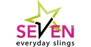 seven baby sling logo