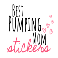 pumping mom stickers buying guide feature image