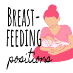 Breastfeeding positions featured image.